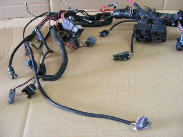 mercury 75 90 115 hp harness 3 0 l optimax engine wiring 84 880193a3 outboard