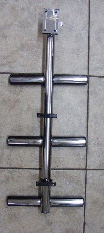 Jif Marine Stainless Steel Sport Diver Ladder Boat Ladder