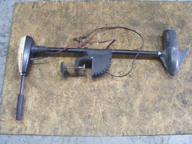 minn kota model 35 24 lbs thrust manual