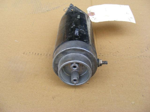 Mercury 150 225 Hp Electric Motor V6 Starter Marine