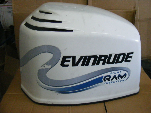 Evinrude 200 hp ficht ram injection – La cura dello yacht