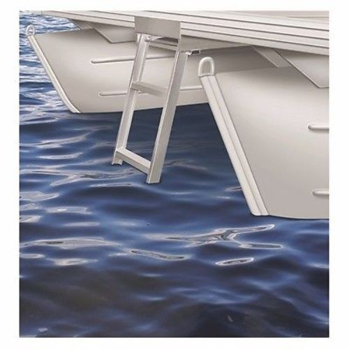 Buy Jif Marine Csd2 Under Deck Aluminu Ladder 4 Step For