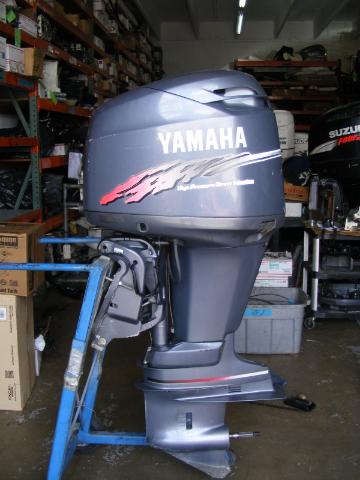 Yamaha 200 Hp Injection Hpdi 25 Shaft Remanufactured Head