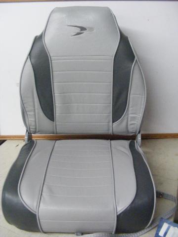 Wise High Back Fold Down Boat Seat Wd892pls911 Grey