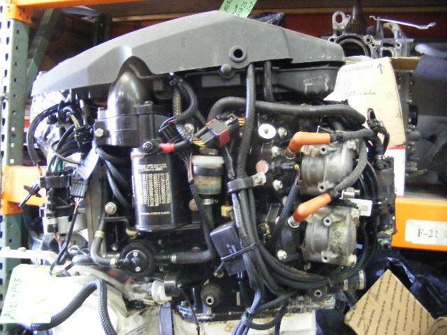 2007 evinrude johnson 115 hp shaft 25 outboard engine for 25 hp johnson outboard motor