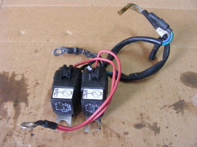 120 volt relay wiring diagram volvo diagrams mercury mercury mariner 25-30-35-40-45-50 hp trim harness relay ... mercury trim relay wiring #11
