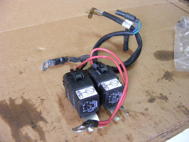 mercury mariner 25-30-35-40-45-50 hp trim harness relay ... mercury trim relay wiring