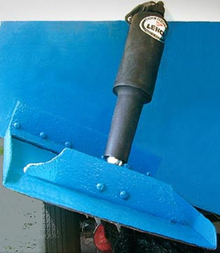 Electric Motor Retrofit Kit: Lenco Trim Tab Bennett Hydraulic-to-Lenco Electric