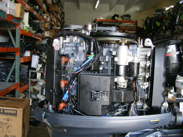 Purchase yamaha 150 175 200 hpdi powerhead 2000 06 remanuf for Used 175 hp outboard motors for sale