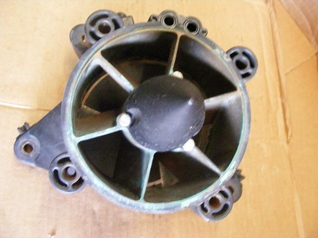 seadoo gtx bombardier 1996 jet pump drive impeller