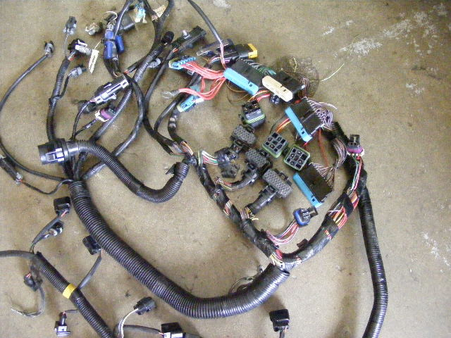 mercury verado 200 225 250 275 300 hp engine wire harness 880616t07 2011 ebay Truck Wiring Harness Truck Wiring Harness