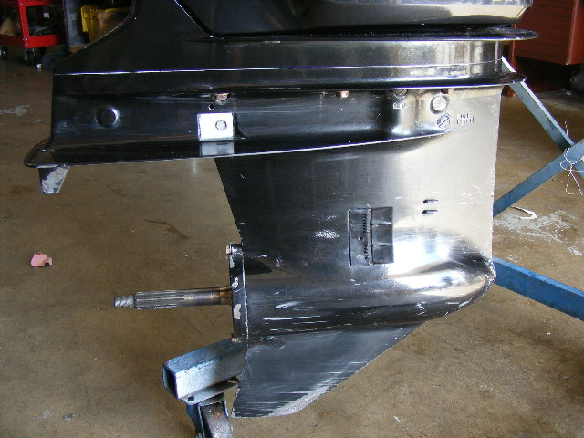2005 Suzuki Df 250 Hp 4 Stroke 25 Shaft Outboard Motor
