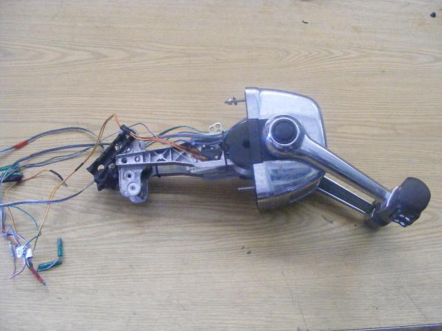 Johnson Omc Control Box Parts : Johnson evinrude twin engine hp remote control box