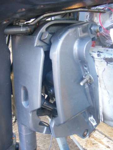 Yamaha 150 hp hpdi 2000 outboard 25 shaft rh engine 338 for Yamaha 150 2 stroke fuel consumption