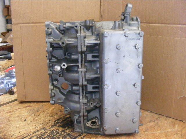 Yamaha 75 85 Hp Cylinder Block Crankcase 688 15100 Rebuilt