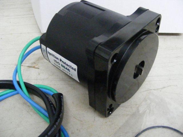 Honda 75 90 115 130 hp power trim 36120 zw1 703 motor 18 for Trim motor for yamaha outboard