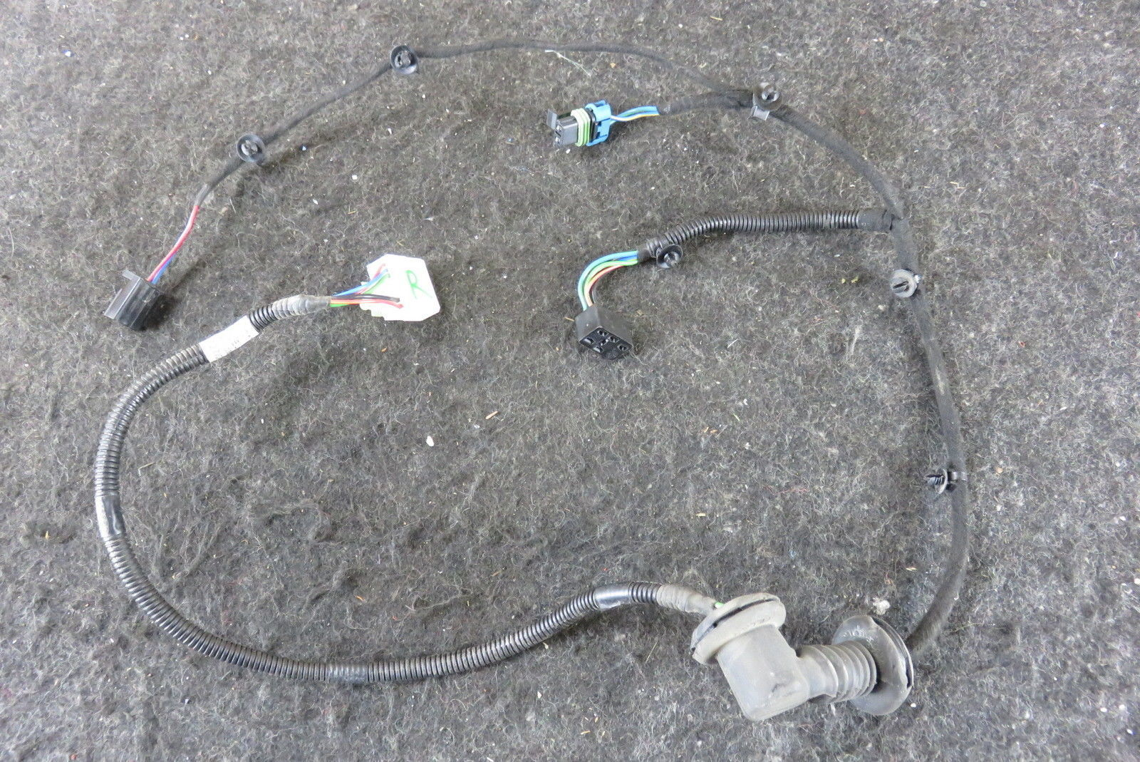 05 Lotus Elise Right Door Wiring Harness C117m0018 S Auto Parts Wire