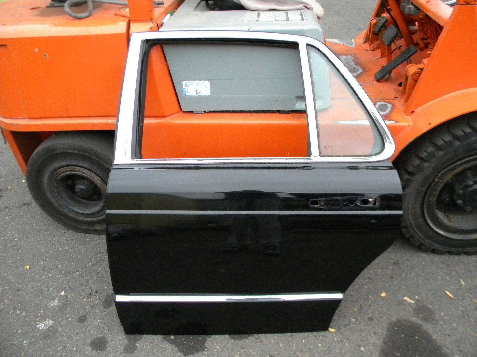 99 Bentley Arnage Left Rear Door Shell