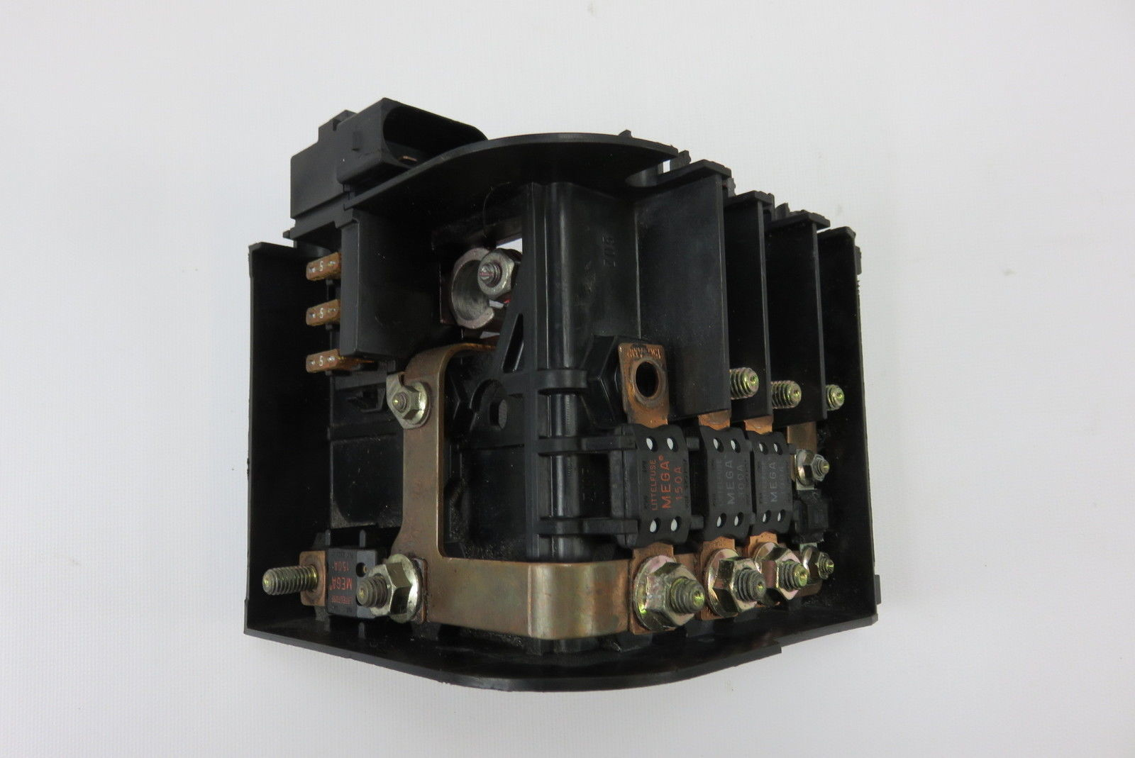 04 Bentley Continental GT main battery fuse relay box 3w0937548b ...