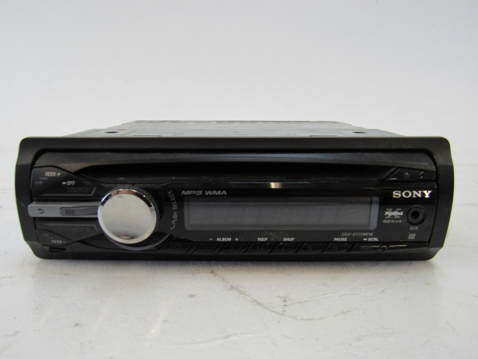 Bestseller  Sony Xplod 52wx4 Car Stereo Manual
