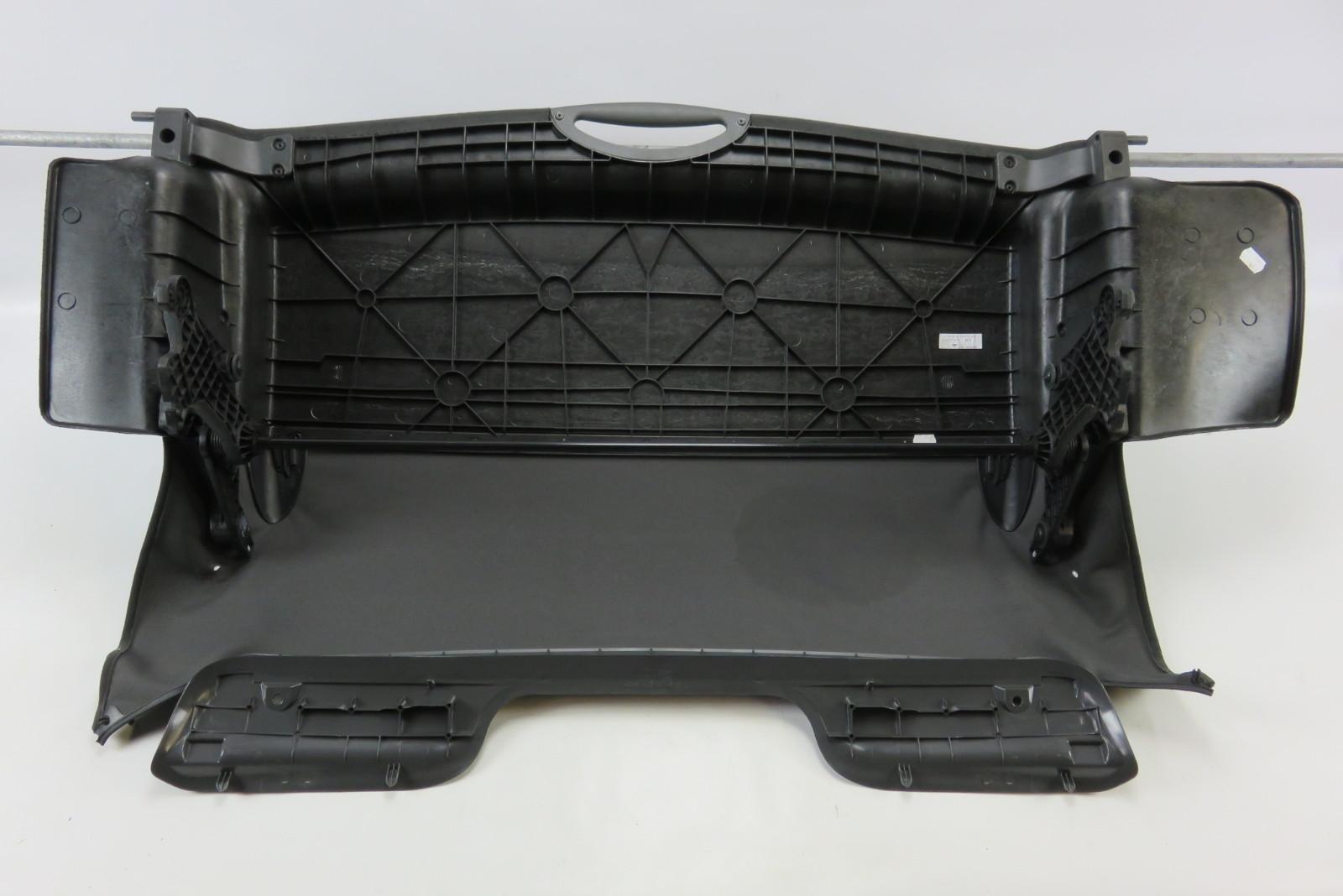 04 mercedes r230 sl55 amg sl500 interior luggage trim. Black Bedroom Furniture Sets. Home Design Ideas