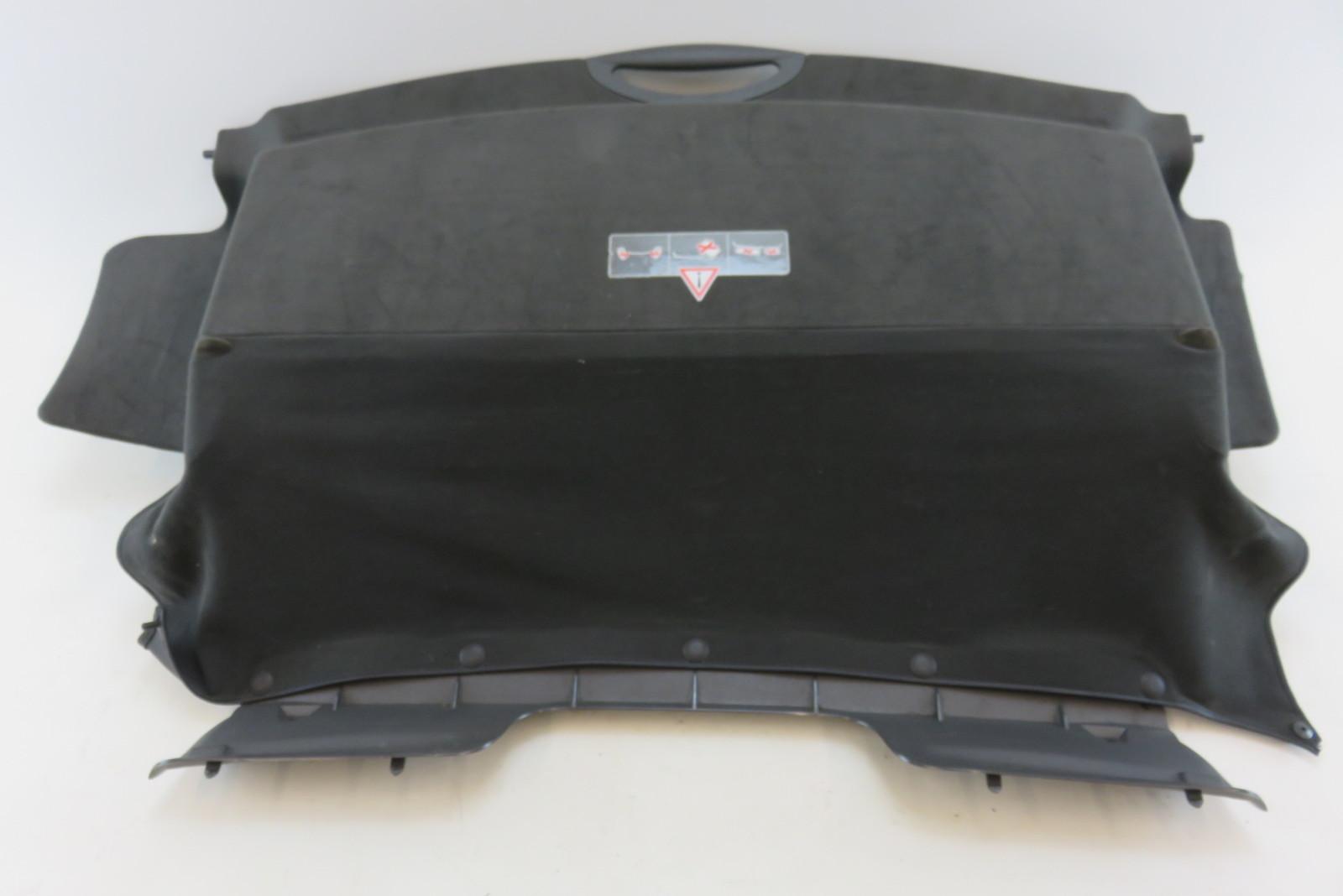 04 mercedes r230 sl55 sl500 cargo cover luggage. Black Bedroom Furniture Sets. Home Design Ideas