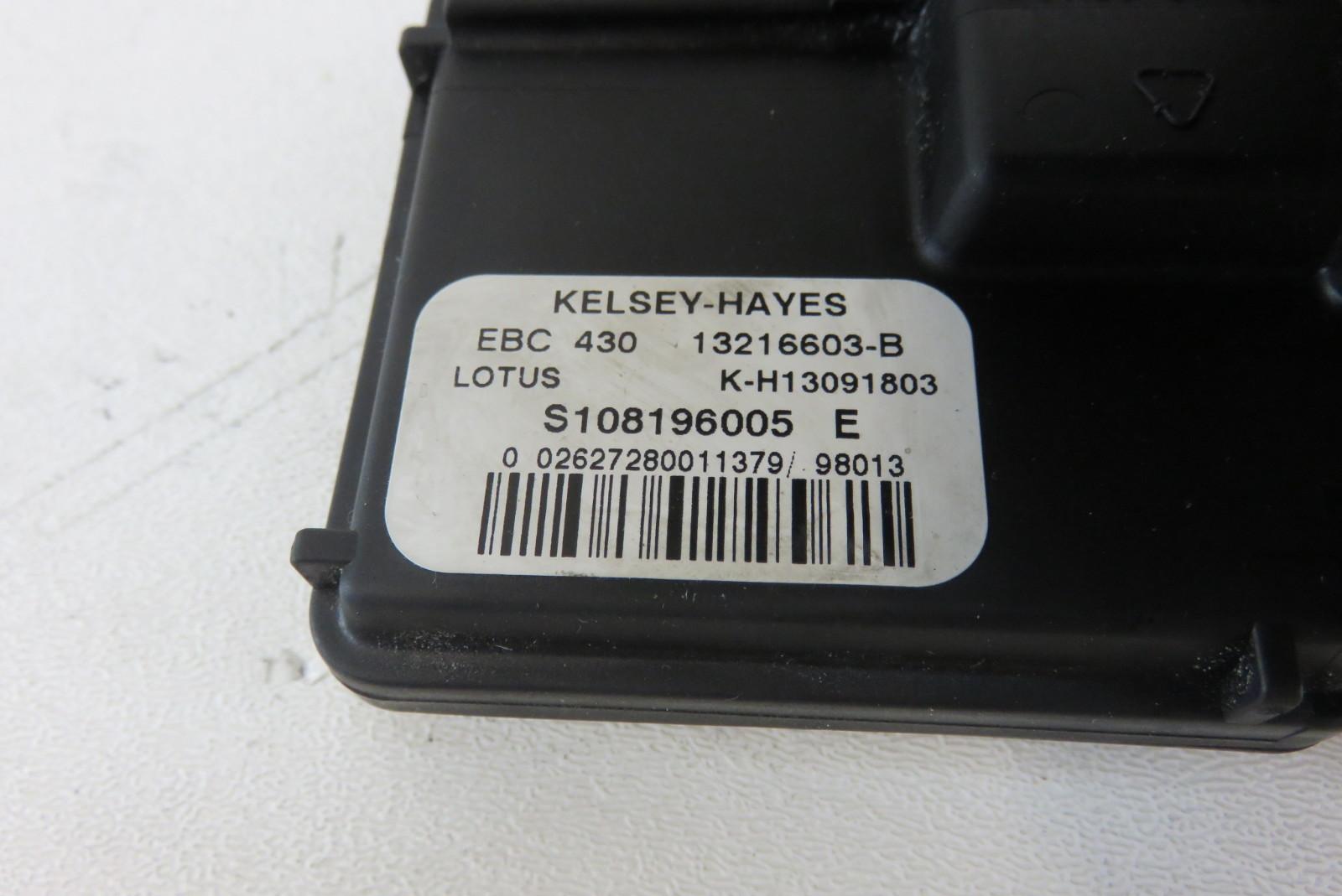 Kelsey Hayes Ke Controller Wiring Diagram on