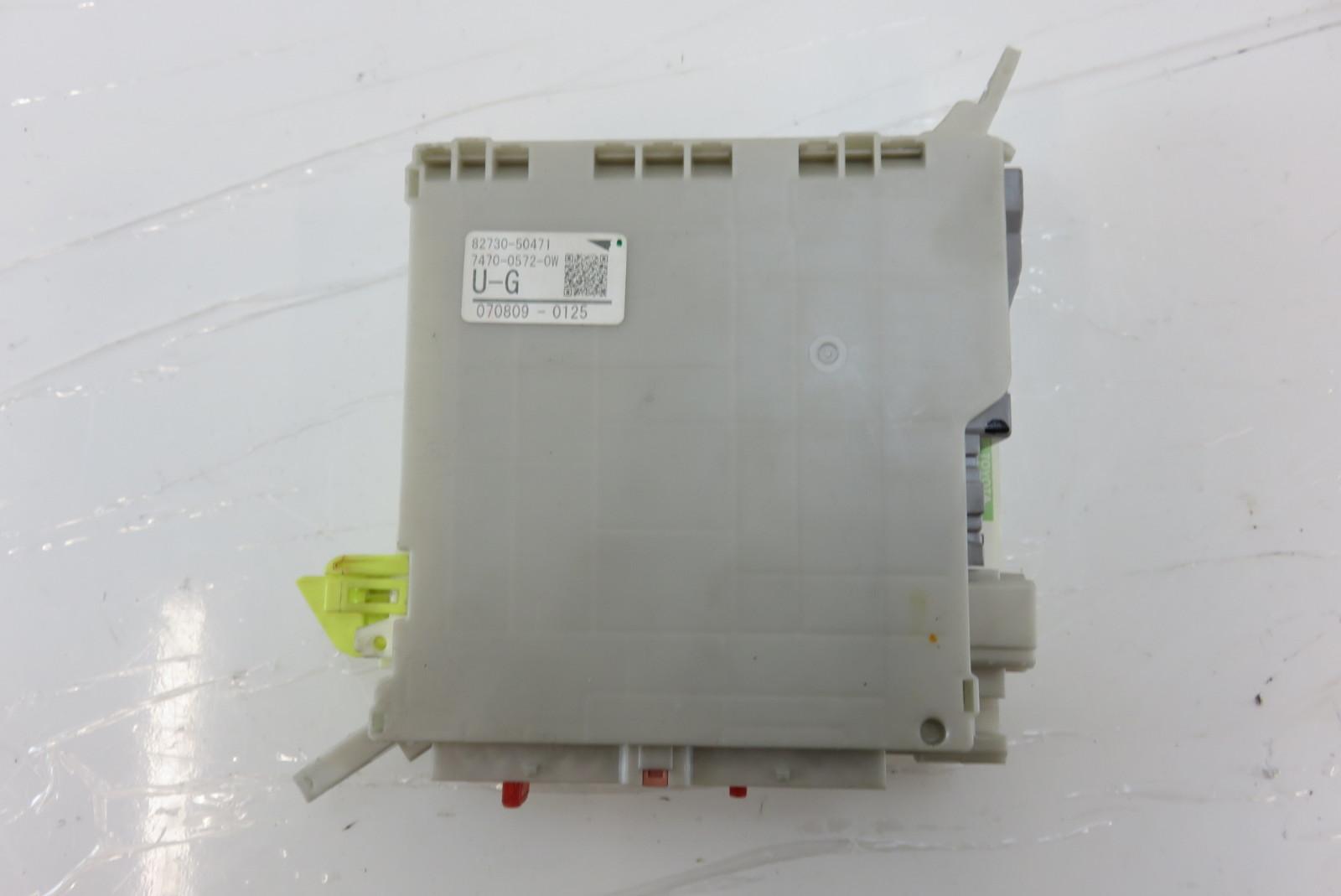07-09 Lexus LS460 module, fuse box, under dash, left 8273050471 | S Auto  Parts