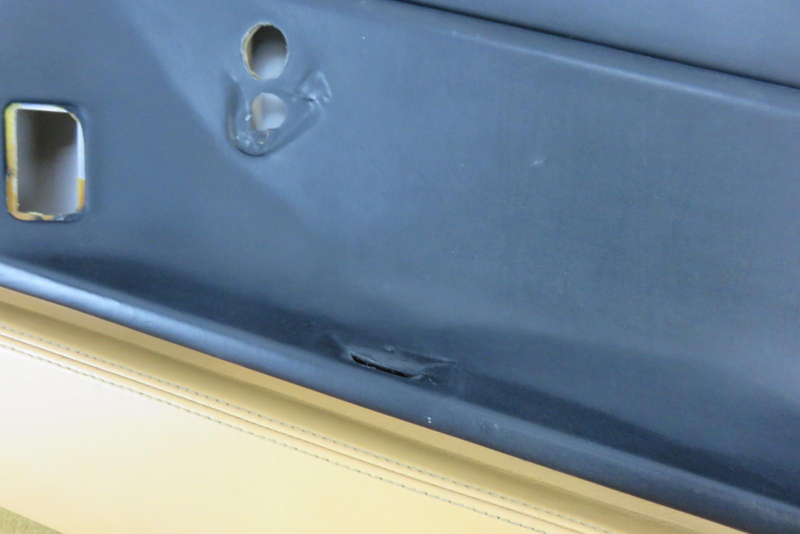 Door Trim Panel : Ferrari spider door panel interior trim