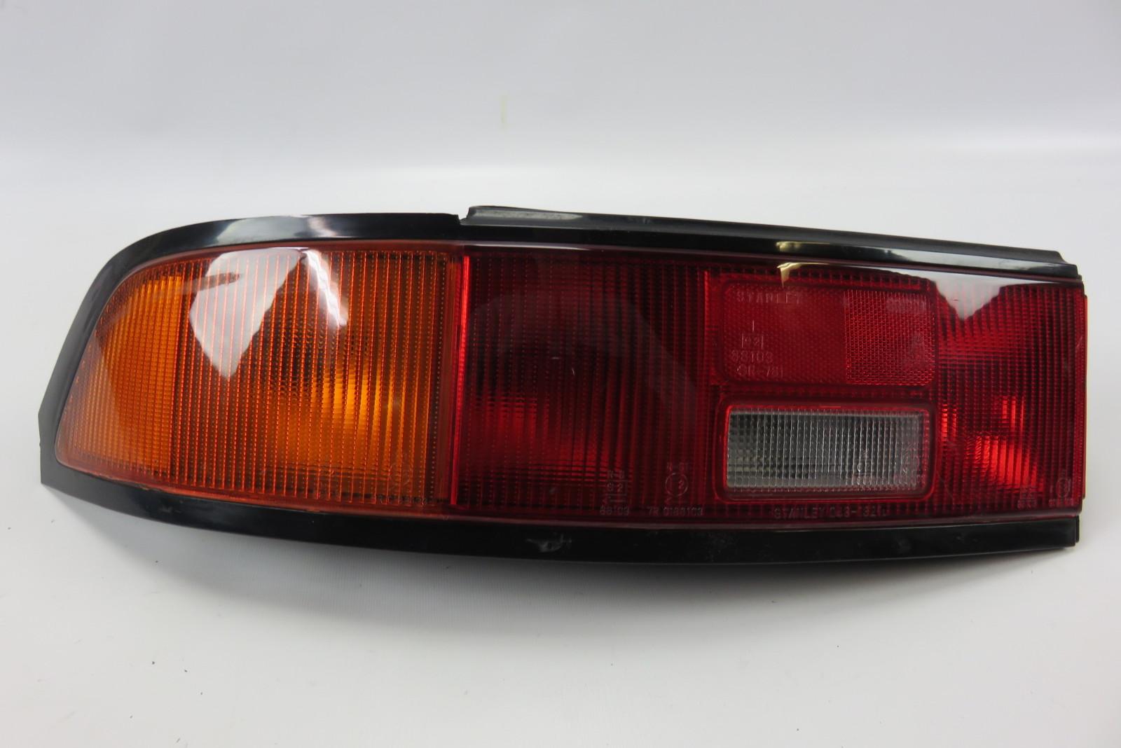 03 Aston Martin Db7 Left Tail Light Lamp Assembly Oem S
