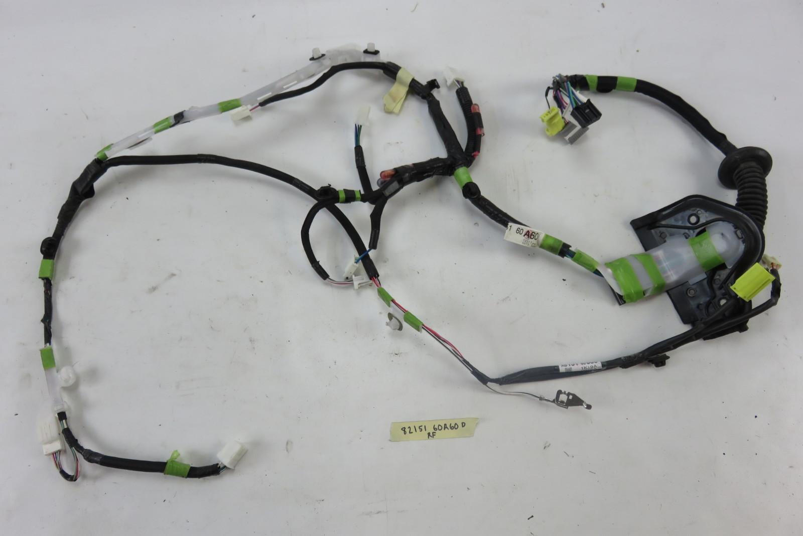 Super 12 Lexus Gx460 Wiring Harness Door Right Front 8215160A60 82151 Wiring Cloud Inamadienstapotheekhoekschewaardnl