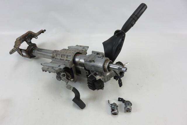 Ford F350 6 Door >> 13 Ford F350 F250 steering column assembly w/ ignition door locks & key 6.7L oem | S Auto Parts