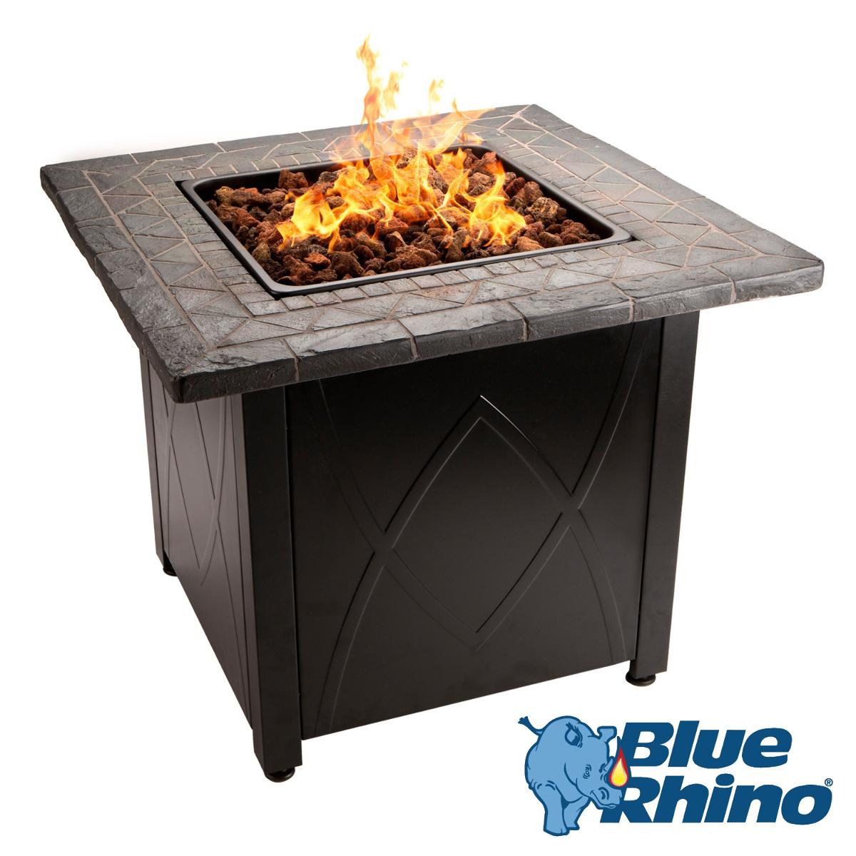 Blue Rhino Propane Gas Fire Pit