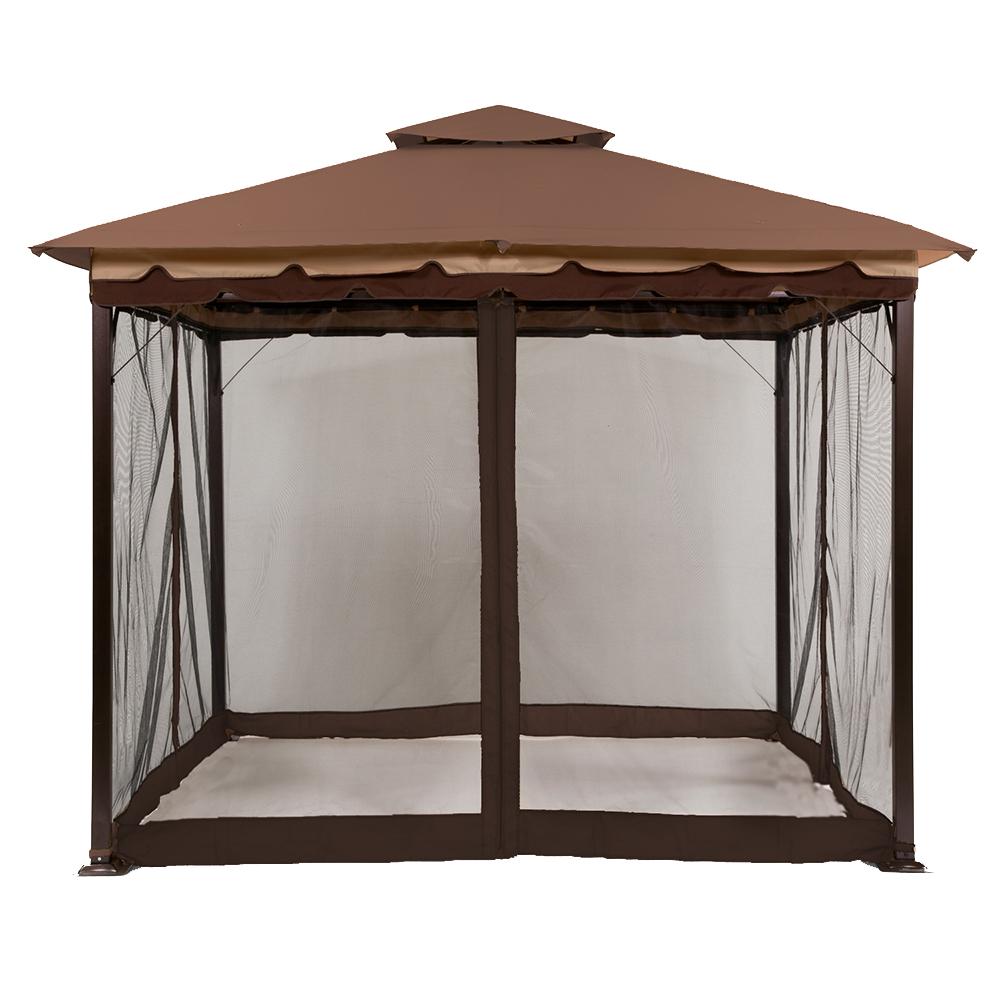 10 X 12 Mosquito Netting For Gazebo Canopy Ebay