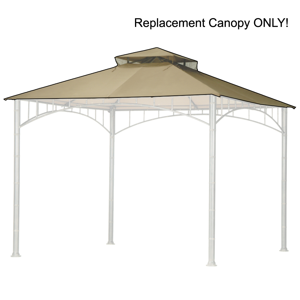 Gazebo Replacement Canopy : Replacement gazebo canopy for patio ebay