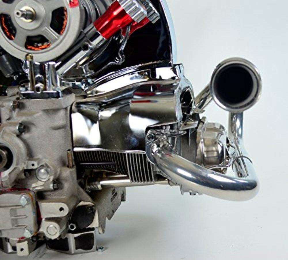 Volkswagen Dune Buggy >> DUAL EXHAUST SYSTEM, CERAMIC, dune buggy vw baja bug ...