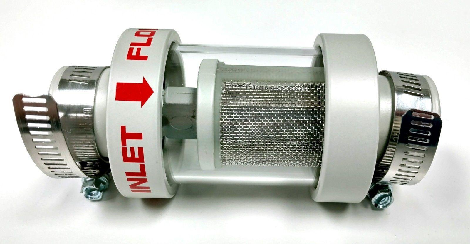radiator hose filter 1 1  2 u0026quot