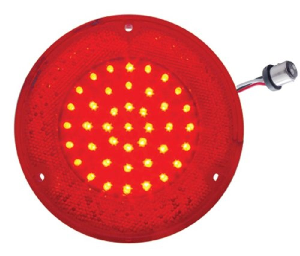 United Pacific Ctl6772led Tail Light Pirate Mfg
