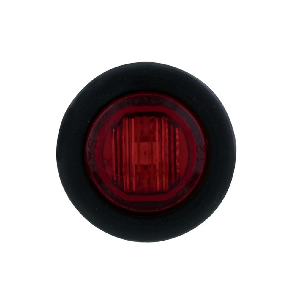 Red Truck Lamp : Smd led mini clearance marker light red lens