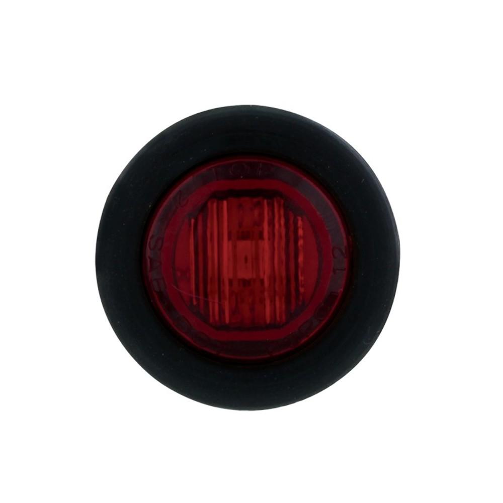1 Smd Led Mini Clearance Marker Light Red Led Red Lens