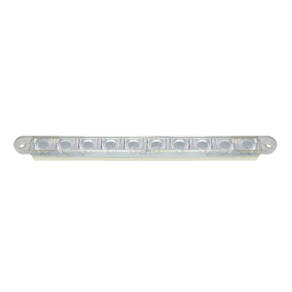 Led auxiliary light bar wire white