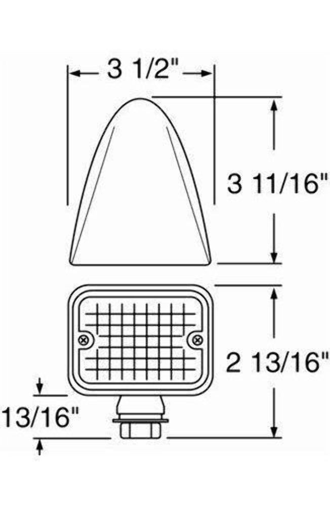 jeep wrangler marker light wiring