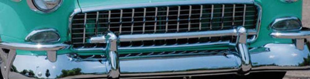 1955 chevy passenger car front led parking lights clear lens ea pirate mfg. Black Bedroom Furniture Sets. Home Design Ideas