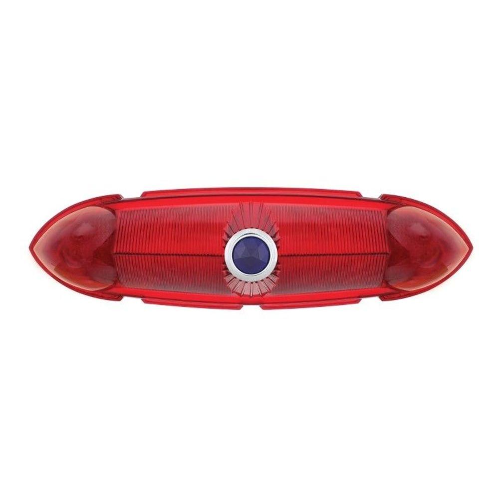 Newer Vehicle Tail Light Lenses : Ford passenger car tail light lens with blue dot ebay