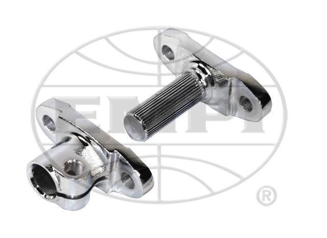 Boat Steering Wheel Coupler : Vw bug buggy sand rail chrome steering box shaft coupler