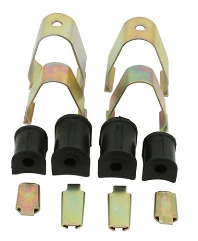 EMPI 98-4172-B Sway Bar Mounting Kit,  Type 1, 1966-77, Ghia 1966-74, OEM P/N: 111 498 101A