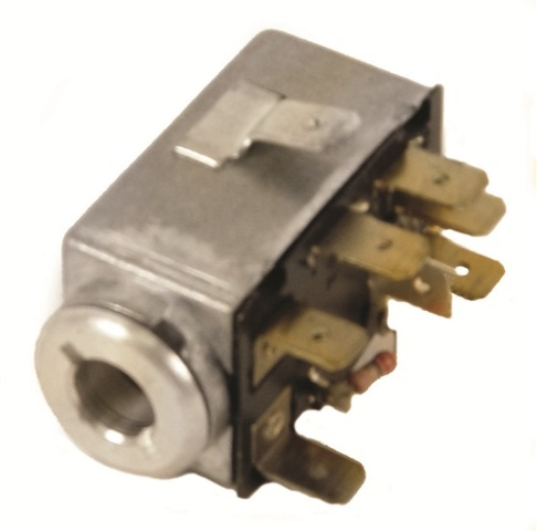 98-9575-B SWITCH, EMERGENCY FLASHER,EA