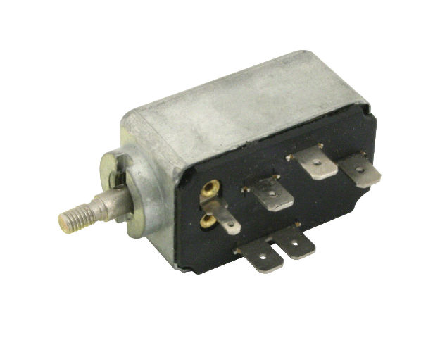 air cooled vw headlight switch 71 79 type 2 bus 68 70 7 Pin Tow Wiring Diagram Towed Vehicle Wiring