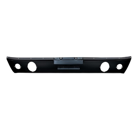 Rear Valance With Backup Light & Exhaust Cutouts For 1964.5-66 Ford Mustang