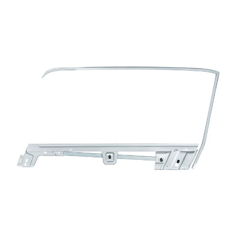Door Glass Frame Kit For 1967-68 Ford Mustang Convertible -  L/H